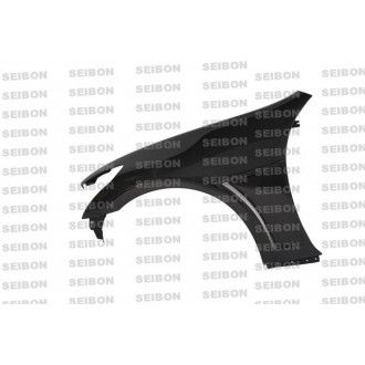 Seibon Carbon Kotflügel für Infiniti G37 2008 - 2010 4D OE-Style