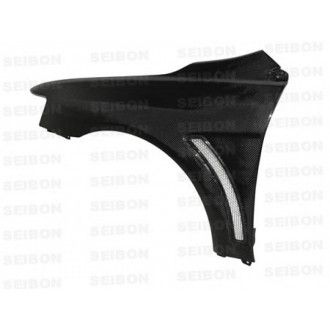 Seibon Carbon Kotflügel für Mitsubishi Lancer Evolution X 2008 - 2012 WIDE-Style