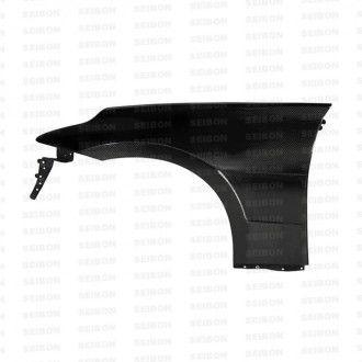 Seibon Carbon Kotflügel für Nissan 370Z 2009 - 2012 WIDE-Style