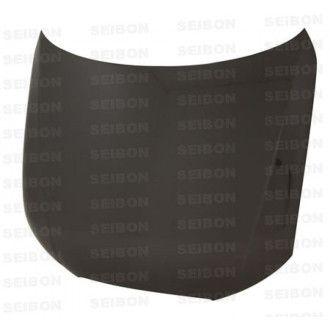 Seibon Carbon Motorhaube für AUDI A4 B8 Limousine und Touring 2009 - 2010 OE-Style