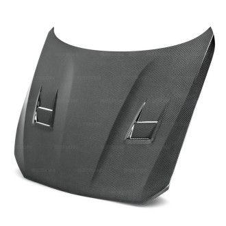 Seibon Carbon Motorhaube für BMW 1er|2er F20|F21|F87 M2 2011+ DV-Style