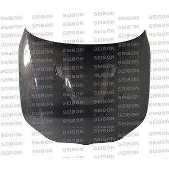 Seibon Carbon Motorhaube für BMW 5er E60 und M5 Limousine 2004 - 2010 BM-Style
