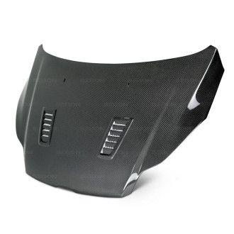 Seibon Carbon Motorhaube für FORD Focus Limousine 2012 - 2013 RS-Style