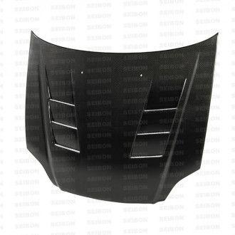 Seibon Carbon Motorhaube für Honda Civic EM1|EJ6|EJ7|EJ8|EK9 1999 - 2000 TS-Style