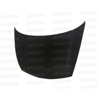 Seibon Carbon Motorhaube für Honda Civic FD1|FD3|FD2|FD5 2006 - 2010 4D JDM & Acura CSX TR-Style