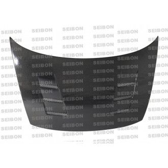 Seibon Carbon Motorhaube für Honda Civic FG1|FG2 2006 - 2010 2D TS-Style