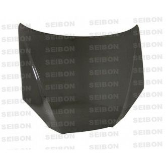 Seibon Carbon Motorhaube für Hyundai Genesis BH14 2008 - 2012 2D 4 Zylinder & V6 OE-Style