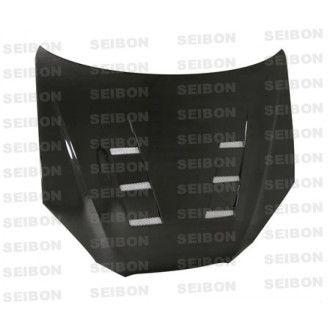 Seibon Carbon Motorhaube für Hyundai Genesis BH14 2008 - 2012 2D 4 Zylinder & V6 TS-Style