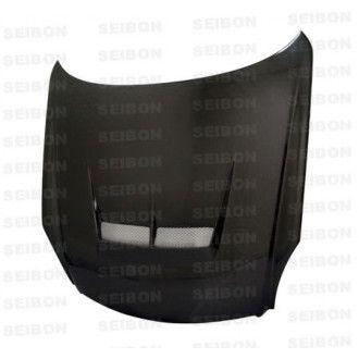 Seibon Carbon Motorhaube für Infiniti G35 V35 2003 - 2007 2D JS-Style