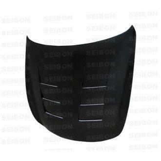 Seibon Carbon Motorhaube für Infiniti G37 V36 2008 - 2013 2D TS-Style