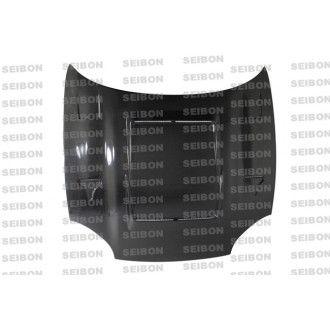 Seibon Carbon Motorhaube für Mitsubishi 3000GT|GTO Z11A|Z16A 1994 - 1998 DVII-Style