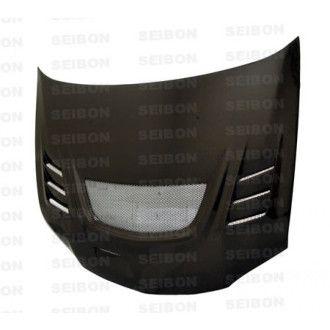 Seibon Carbon Motorhaube für Mitsubishi Lancer Evolution VII|Evolution IX CT9A 2003 - 2007 CW-Style