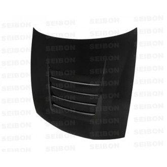 Seibon Carbon Motorhaube für Nissan 240SX|SILVIA S14 1997 - 1998 KOUKI TR-Style