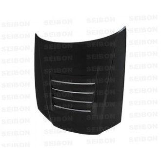 Seibon Carbon Motorhaube für Nissan Skyline R34 GT-R 1999 - 2001 DS-Style