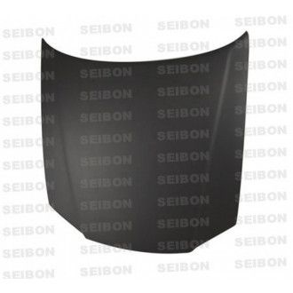 Seibon Carbon Motorhaube für Nissan Skyline R34 GT-R 1999 - 2001 Trockencarbon OE-Style