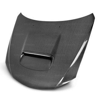 Seibon Carbon Motorhaube für Subaru Impreza|WRX GRA|GRB|GRF|GEE|GEHE STI 2008 - 2014 OE-Style