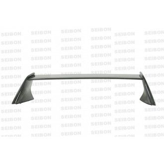 Seibon Carbon Spoiler für Mitsubishi Lancer Evolution VII|Evolution IX 2003 - 2007 OE-Style