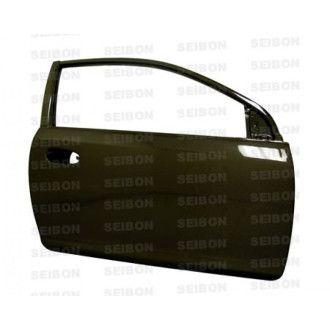 Seibon Carbon Tür für Honda Civic 1992 - 1995 2D Schrägheck Paar