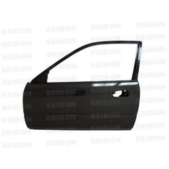 Seibon Carbon Tür für Honda Civic 1996 - 2000 2D Paar