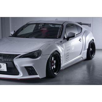 AIMGAIN Seitenschweller LF-Sport Style für Toyota GT86 und Scion FR-S ZN6