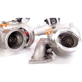 Pure Turbos S63TU Stage 1