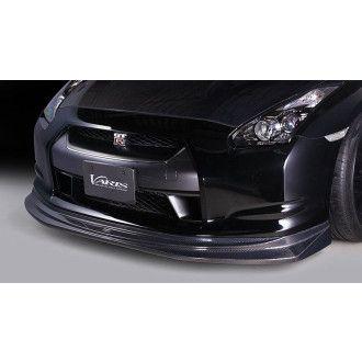 Varis Carbon Frontlippe für Nissan R35 GT-R