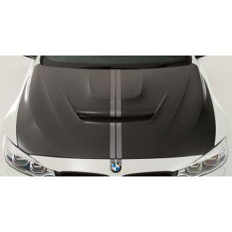 Varis Carbon Motorhaube (System 1) für BMW 4er F82 M4