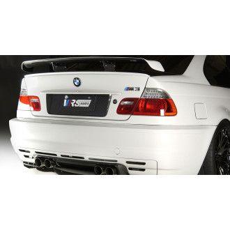 Varis Heckdeckel (VSDC/Carbon) für BMW E46 M3