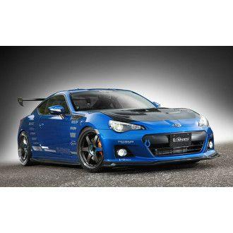 Varis Carbon Bodykit für Subaru BRZ