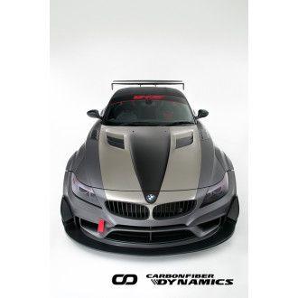 Varis Carbon Lufteinlässe für BMW Z4 E89 - Motorhaube seitlich