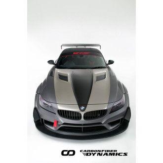 Varis Carbon Lufteinlässe für BMW Z4 E89 - Motorhaube zentral