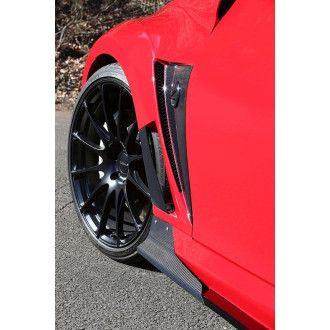 Varis Carbon Kotflügel für Nissan 370Z Z34