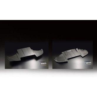 Varis Motorbodenabdeckung für BMW E46 M3