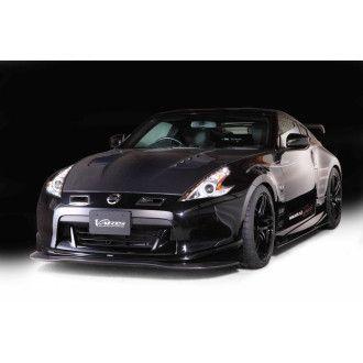 Varis Carbon Frontlippe für Nissan 370Z Z34