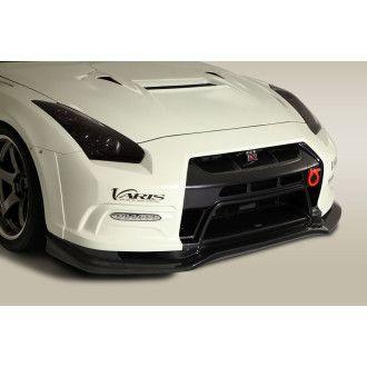Varis Frontgrill Verkleidung für Nissan R35 GT-R (Carbon)