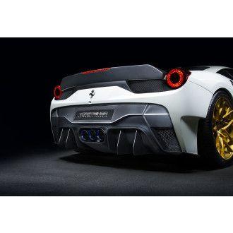 Vorsteiner 458-VX Aero Carbon Heckspoiler  für Ferrari 458 Italia