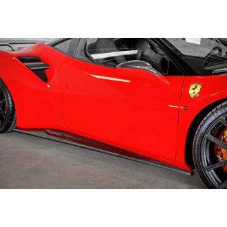Seiler Performance Carbon Seitenschweller für Ferrari 488 GTB
