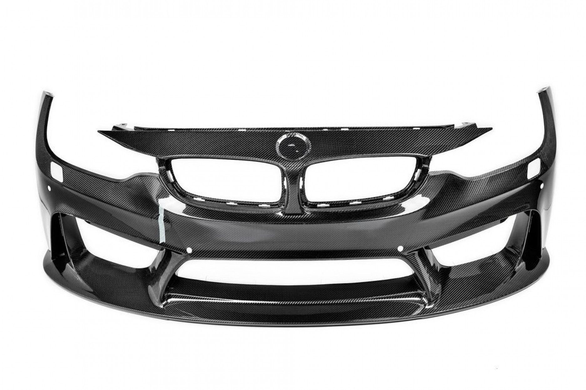 3DDesign carbon front bumper for BMW F82 M4