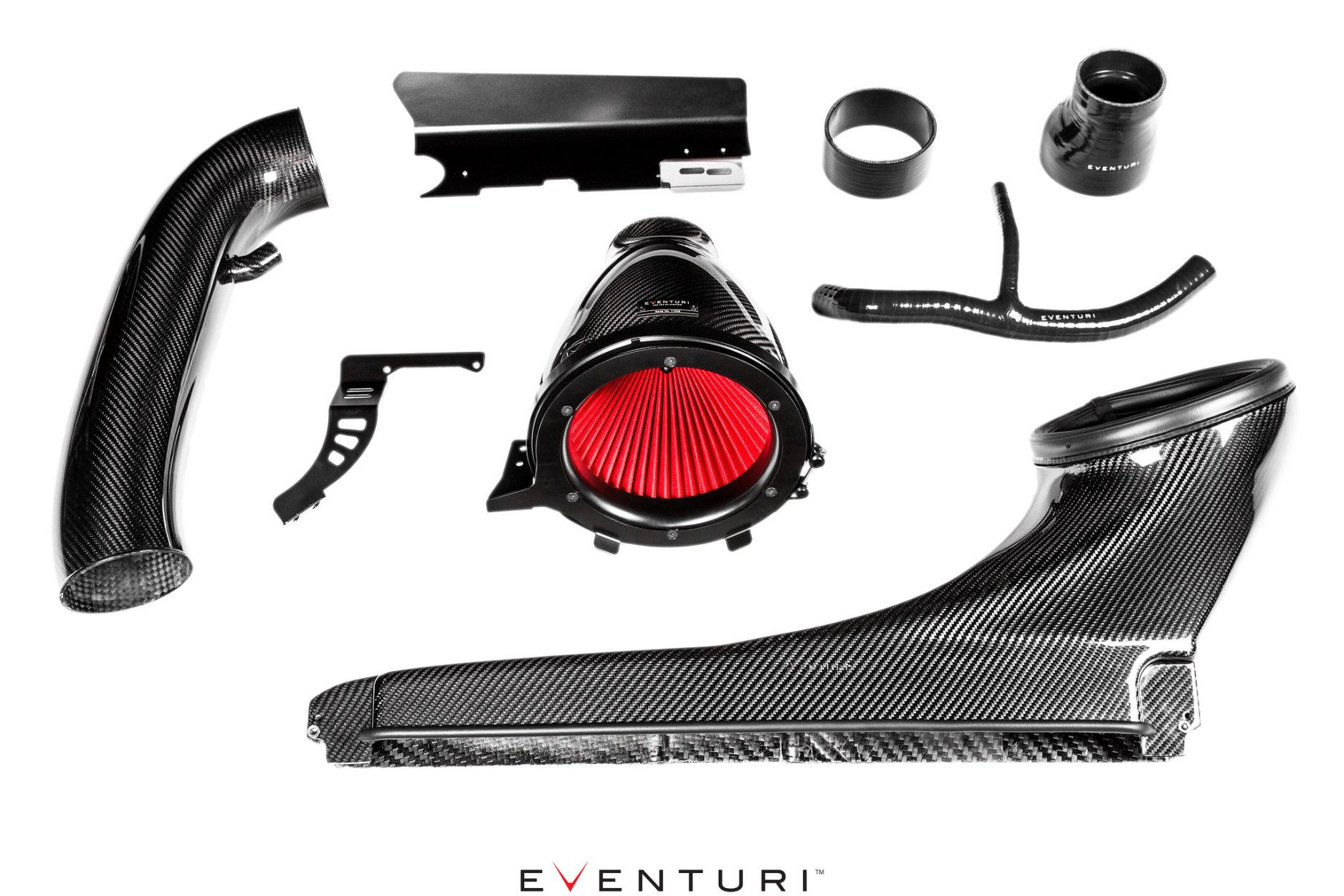 Eventuri Carbon intake STAGE 3 for Audi MK3 RS3 Facelift