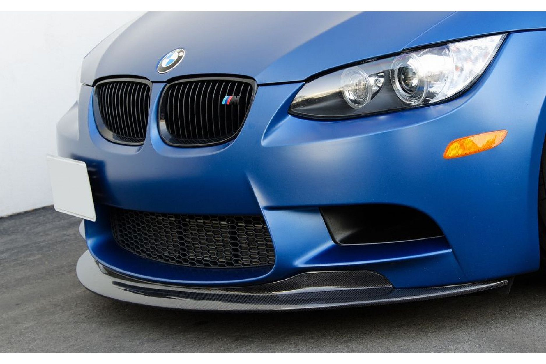 Boca carbon front lip spoiler GTS for BMW 3 E92 / E93 M3