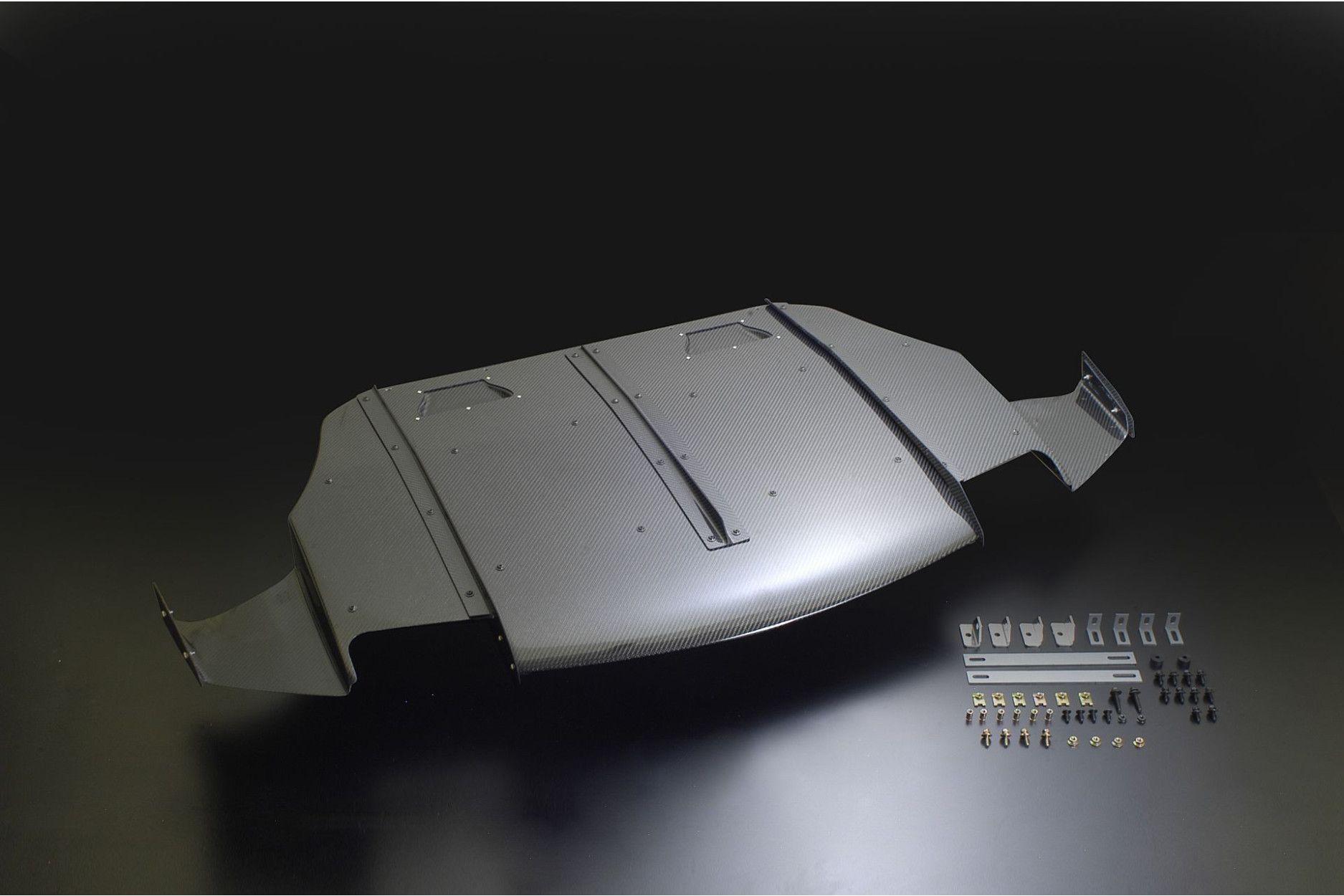 Varis diffuser system 1 for BMW E85 / E86 Z4M