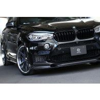 3DDesign carbon front lip for BMW F86 X6M