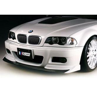 Varis front lip (VSDC) for BMW E46 M3