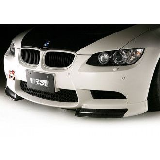 Varis carbon front splitter for BMW E92 M3