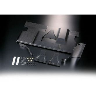 Varis System 2 diffuser for BMW E46 M3