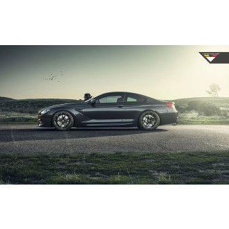 Vorsteiner carbon side skirts for BMW F12 M6