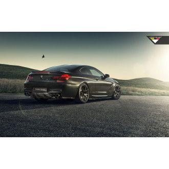 Vorsteiner carbon diffuser for BMW F12 M6