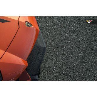 Vorsteiner carbon front lip for Lamborghini Aventador Zaragoza Edizione
