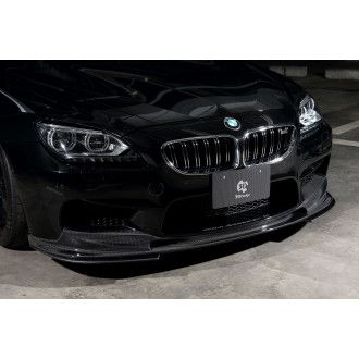 3Ddesign carbon front splitter for BMW 6 Series F06 F12 F13 M6