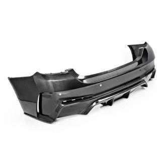 3DDesign carbon rear bumper for BMW F82 M4